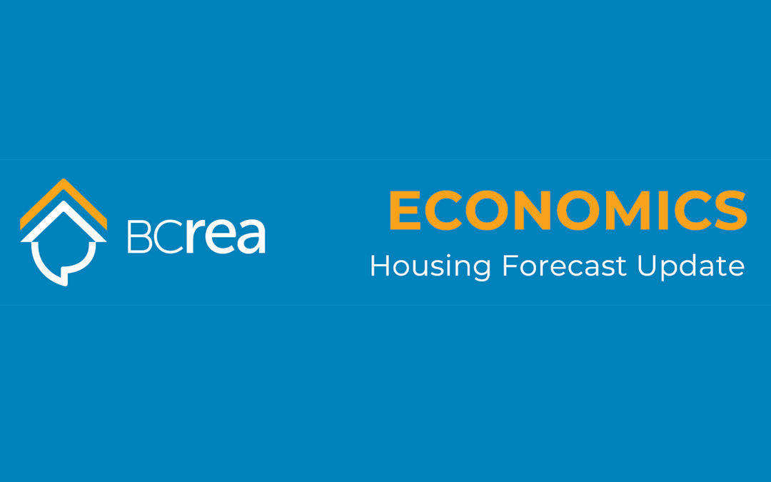 BCREA 2020 First Quarter Housing Forecast Update