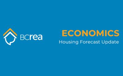 BCREA 2020 First Quarter Housing Forecast Update